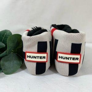 Hunter Original Tall Exploded Logo Cuff Boot Socks